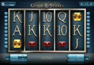 Gems & Stones Slot Screenshot