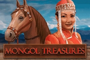 Монгольские сокровища