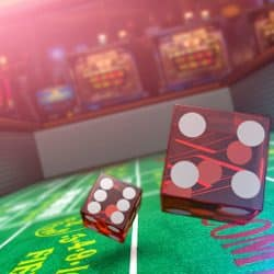 Casino Symbol Foto