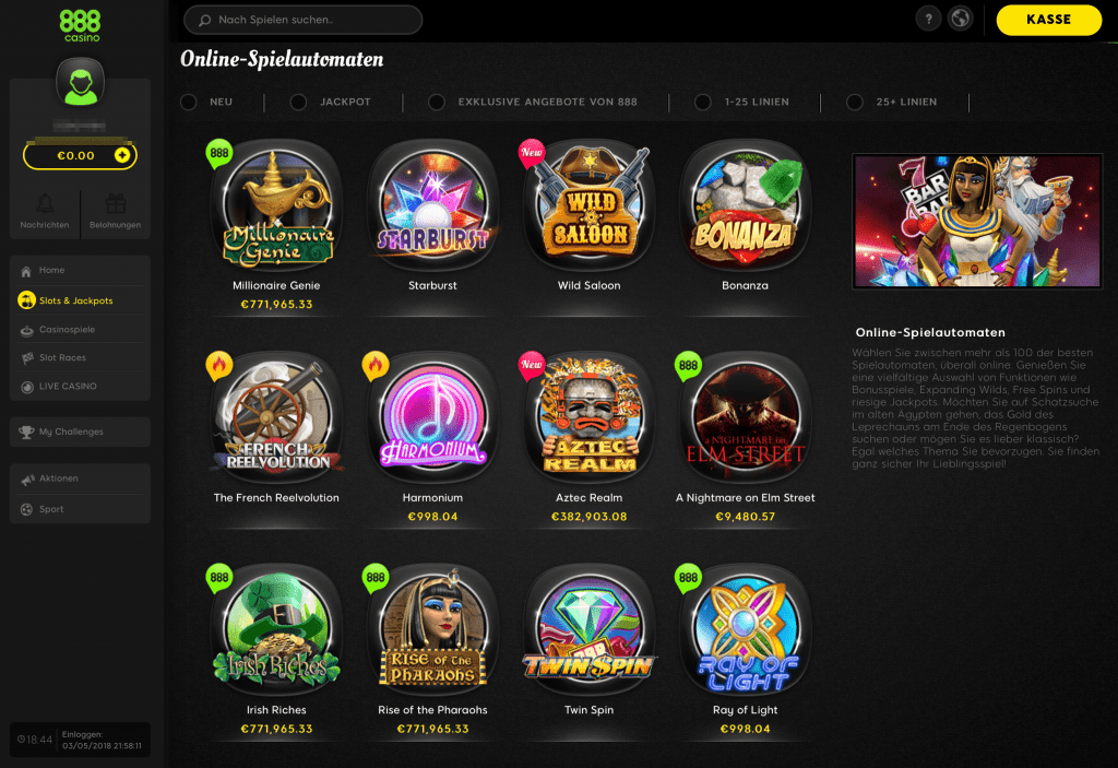 казино казино 888 бонус каждому игроку