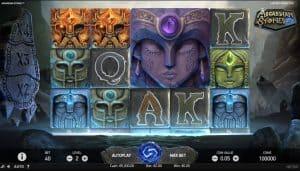 Asgardian Stones Slot Screenshot