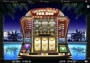 Jackpot Jester 200 K Slot Screenshot
