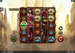 Fortunium Slot Screenshot