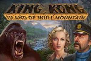 King Kong Island of the Skull Mountain