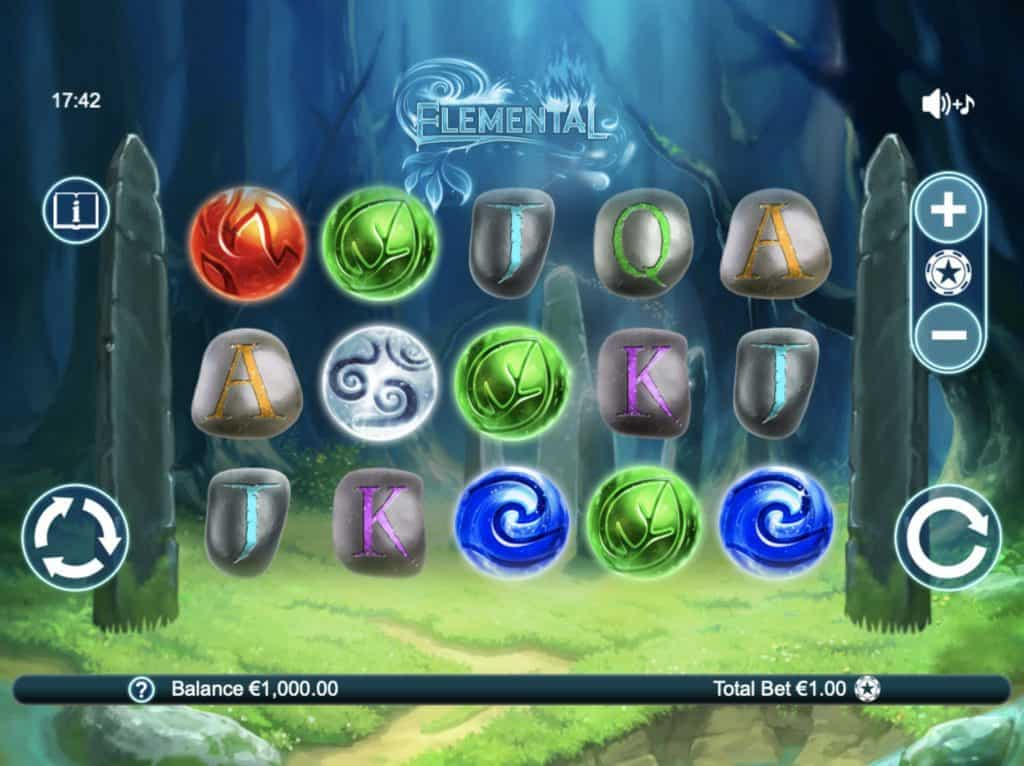 Elemental Slot Screenshot
