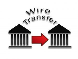 Banküberweisung Symbolbild