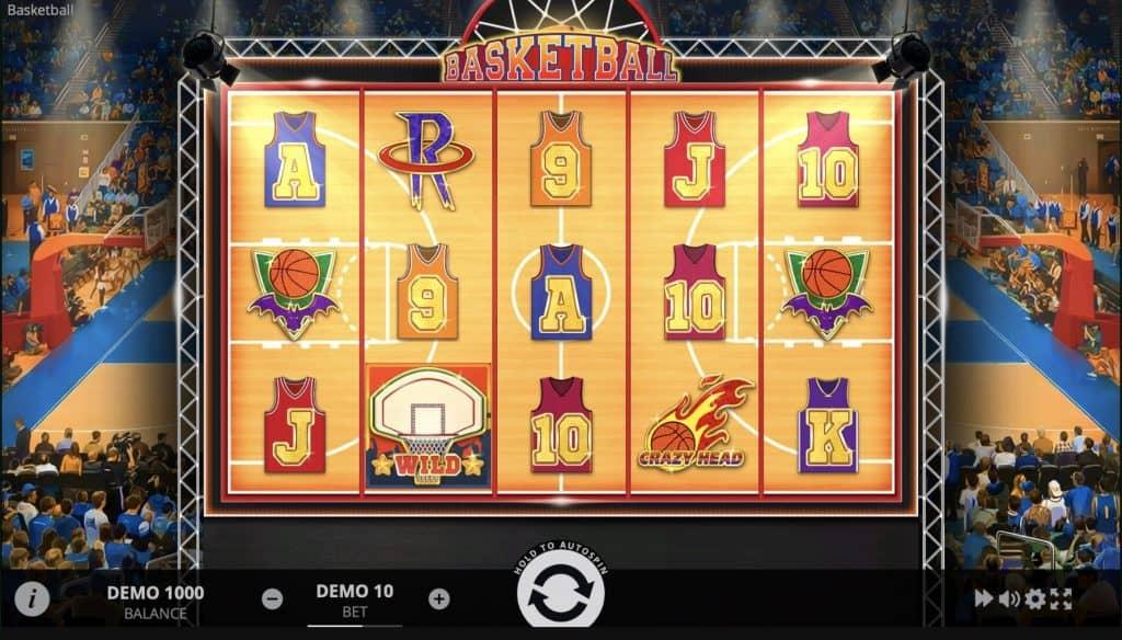 Basketball Slot Screenshot