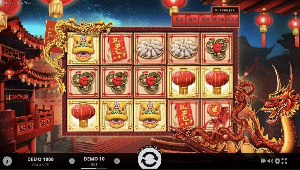 Chinese New Year Slot Screenshot