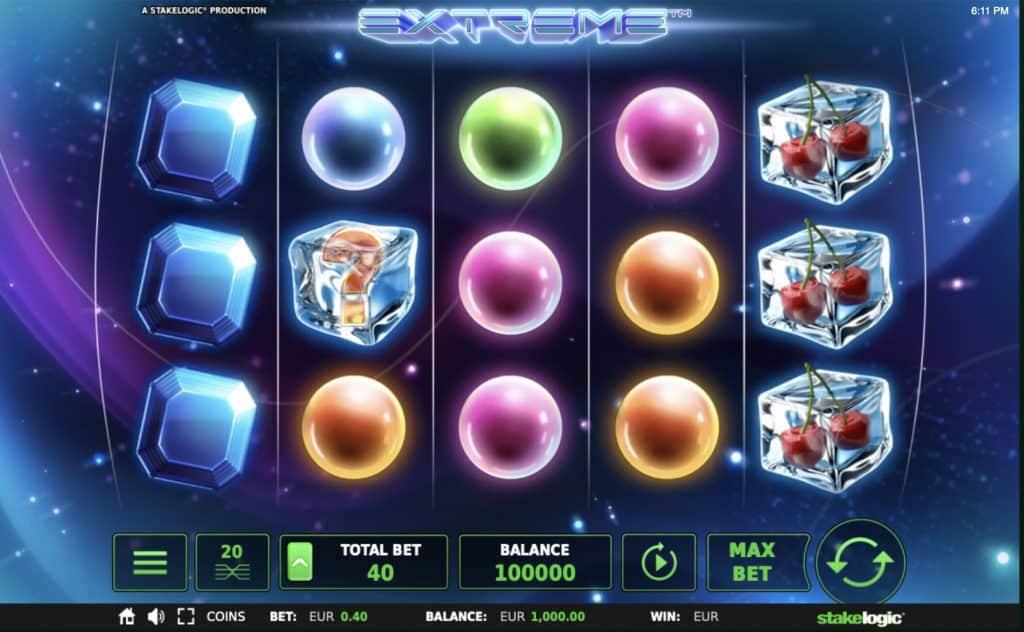 Extreme Slot Screenshot