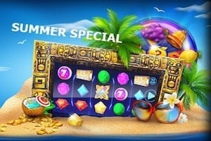 888 Casino Summer Special Offer