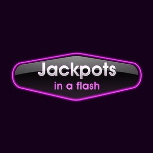 Jackpots In A Flash Casino Logo