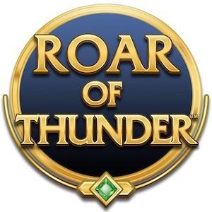 Roar of Thunder Slot Logo